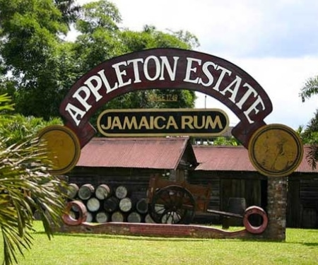 Appleton Estate Jamaican Run Tour