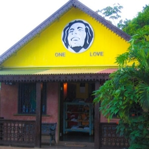 Bob Marleys House