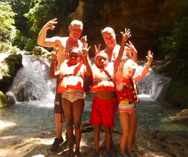 Dunns River Jamaica