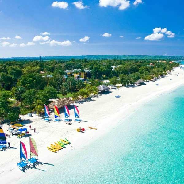 Jamaican Beach Tour