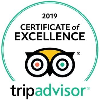 2019 Trip Advisor Badge