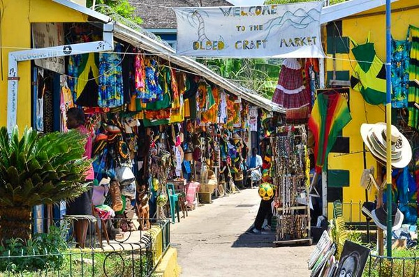 Know Jamaica Ocho Rios Shopping Tour