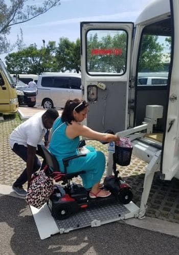 Know Jamaica is handicapped certified