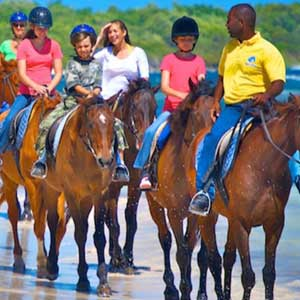 Ocean Horse Riding Jamaica