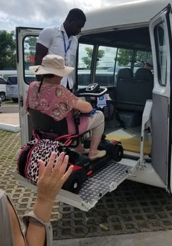 Wheel Chair Accessible Transportation